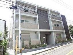 プランドール横浜[1階]の外観