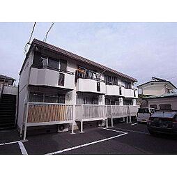 福島県郡山市島1丁目の賃貸アパートの外観