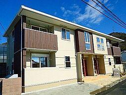 兵庫県姫路市白国3丁目の賃貸アパートの外観
