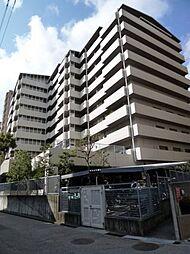 アジュール宝塚南口[4階]の外観