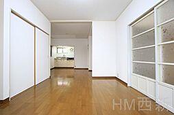 [一戸建] 福岡県福岡市中央区地行4丁目 の賃貸【/】の外観