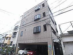 兵庫県姫路市総社本町の賃貸マンションの外観