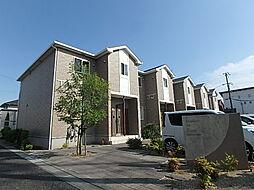 兵庫県加古川市野口町坂元北3丁目の賃貸アパートの外観