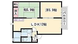 網干駅 4.7万円