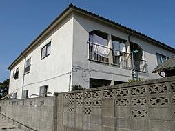 福岡県福岡市西区大字田尻の賃貸アパートの外観