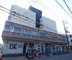 京都府京都市北区紫野南舟岡町の賃貸マンションの外観