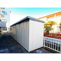 静岡県静岡市葵区長沼の賃貸アパートの外観