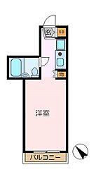 TOP・磯子第3[506号室]の間取り