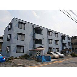 埼玉県和光市丸山台1丁目の賃貸アパートの外観