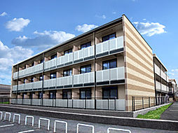 兵庫県尼崎市武庫川町の賃貸マンションの外観