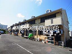 神奈川県海老名市今里3の賃貸アパートの外観