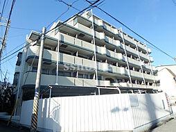 兵庫県神戸市灘区岩屋中町2丁目の賃貸マンションの外観