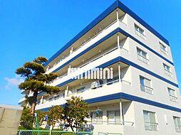 衣浦マンション B棟[3階]の外観