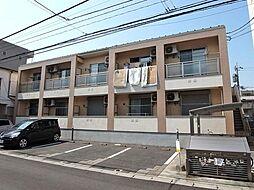 ディアコート勝田台[1階]の外観