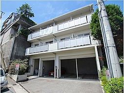 兵庫県神戸市垂水区高丸4丁目の賃貸マンションの外観