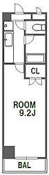 第11春木マンション[312号室]の間取り