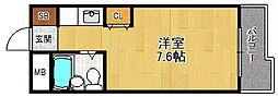 アルテハイム武庫之荘[4階]の間取り