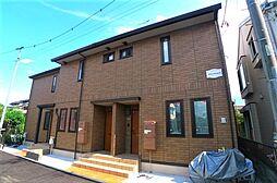 [テラスハウス] 東京都小平市学園東町2丁目 の賃貸【/】の外観