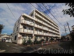 ソレイユ久保[2階]の外観