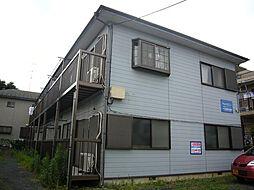 トラッドハウスユー[103号室]の外観