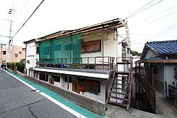 阪上ハイツ北棟[101号室]の外観
