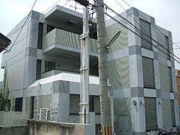 兵庫県芦屋市月若町の賃貸マンションの外観