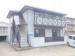 宮崎県宮崎市一の宮町の賃貸アパートの外観
