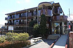 ダイヤモンドマンション 2号館[1階]の外観