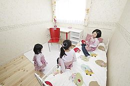子供部屋 施工例