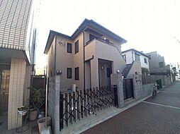 兵庫県芦屋市茶屋之町の賃貸アパートの外観