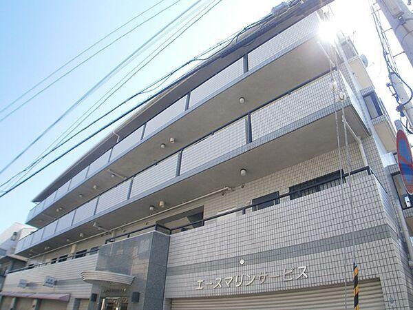 兵庫県神戸市灘区大石東町4丁目の賃貸マンション