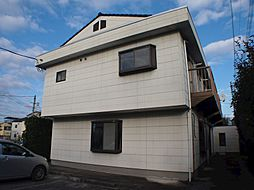 栃木県宇都宮市清住2丁目の賃貸アパートの外観