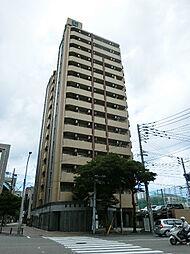 福岡県福岡市博多区堅粕1の賃貸マンションの外観