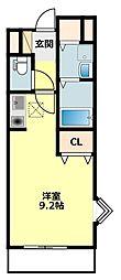 福地駅 4.2万円