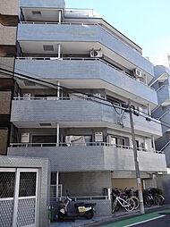 埼玉県さいたま市浦和区常盤9丁目の賃貸マンションの外観