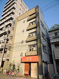 秀商ビル[4階]の外観