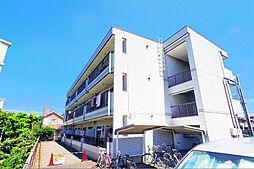 東京都東久留米市八幡町2丁目の賃貸マンションの外観