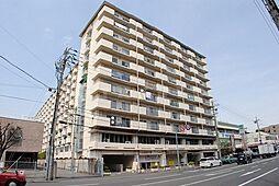 京都四条グランドハイツ[5階]の外観