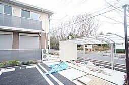 パークサイド須能[2階]の外観