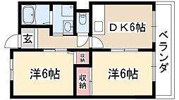 藤が丘駅 6.9万円