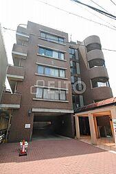 京都府京都市東山区南木之元町の賃貸マンションの外観