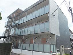 千葉県習志野市本大久保1丁目の賃貸マンションの外観