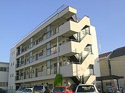 エルハイム久宝寺[3階]の外観