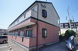 福岡県福岡市東区名島4丁目の賃貸アパートの外観