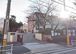 伊勢山中学校まで徒歩14分(約1100メートル)