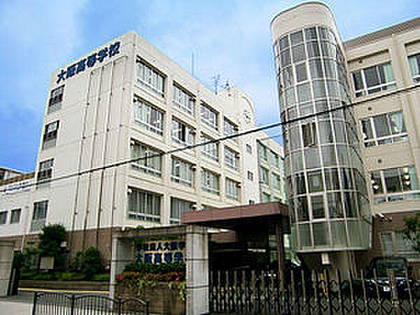 私立大阪高校(1384m)