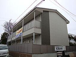 愛知県名古屋市瑞穂区膳棚町3丁目の賃貸アパートの外観