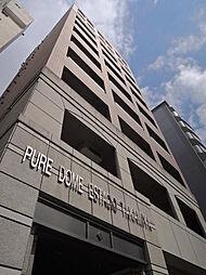 ピュアドームエスタシオ高宮[10階]の外観