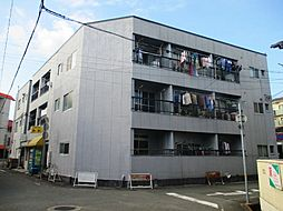 兵庫県尼崎市長洲中通1丁目の賃貸マンションの外観