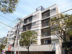 第1田中マンション[4階]の外観